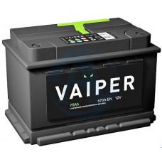Аккумулятор VAIPER  75 Ач, 580 А, обратная полярность ⁵
