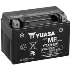 Аккумулятор GS YUASA  12В 8 Ач, 135 А (YTX9-BS), прямая полярность ⁶