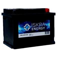 Аккумулятор ISKRA ENERGY  56 Ач, 480 А (556401048), прямая полярность ²