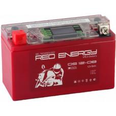 Аккумулятор RED ENERGY DS 12В 8 Ач, 120 А (DS 1208), прямая полярность ⁶