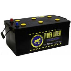 Аккумулятор TYUMEN BATTERY (ТЮМЕНЬ) STANDARD 225 Ач, 1450 А, европейская полярность, конусные клеммы ²