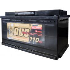 Аккумулятор DUO EXTRA DUO POWER 110 Ач, 950 А, прямая полярность ²
