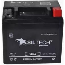 Аккумулятор SILTECH VRLA 12В 32 Ач, 400 А (YB32L-BS), обратная полярность ¹