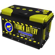 Аккумулятор TYUMEN BATTERY (ТЮМЕНЬ) STANDARD 66 Ач, 580 А, прямая полярность ²