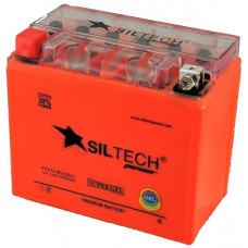 Аккумулятор SILTECH i GEL 12В 12 Ач, 200 А (YTX12-BS) GEL, прямая полярность ¹