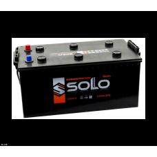 Аккумулятор SOLO PREMIUM TT  225 Ач, 1550 А, европейская полярность, конусные клеммы ²