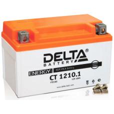 Аккумулятор DELTA CT 12В 10 Ач, 190 А (CT 1210.1), прямая полярность ⁶