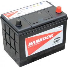 Аккумулятор HANKOOK Asia  70 Ач, 600 А (80D26L), обратная полярность, нижний борт ²