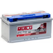 Аккумулятор MUTLU SFB M3 95 Ач, 850 А, низкий, обратная полярность ²