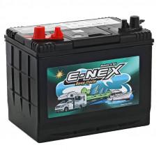 Аккумулятор E-NEX MARINE & RV 80 Ач, 500 А (XDC24MF), глубокого разряда ¹