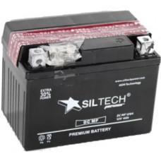 Аккумулятор SILTECH DC MF 12В 12 Ач, 200 А (YTX12-BS) AGM, прямая полярность, сухо-заряженный, с электролитом ¹