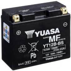 Аккумулятор GS YUASA  12В 10 Ач, 210 А (YT12B-BS), прямая полярность ⁶