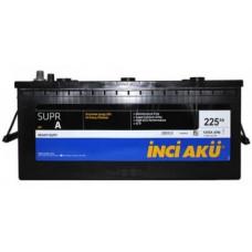 Аккумулятор INCI AKU SuprA Heavy Duty 225 Ач, 1250 А, европейская полярность, конусные клеммы ¹