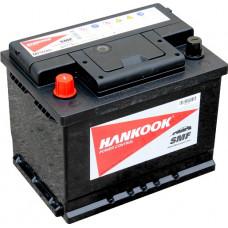 Аккумулятор HANKOOK  55 Ач, 480 А (55565), прямая полярность ²