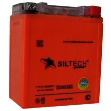 Аккумулятор SILTECH GEL 12В 7 Ач, 100 А (YTX7L-BS) GEL, обратная полярность ¹