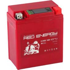 Аккумулятор RED ENERGY DS 12В 7 Ач, 110 А (DS 1207.1), обратная полярность ⁶