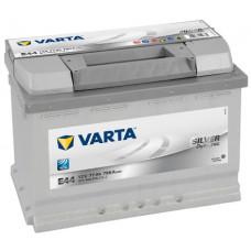 Аккумулятор VARTA Silver Dynamic 77 Ач, 780 А (E44), обратная полярность ²
