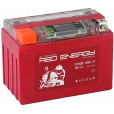 Аккумулятор RED ENERGY DS 12В 11 Ач, 220 А (DS 1211), прямая полярность ⁶
