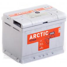 Аккумулятор TITAN  60 Ач, 640 А, прямая полярность ⁵