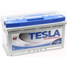 Аккумулятор TESLA PREMIUM ENERGY 100 Ач, 900 А, прямая полярность ²
