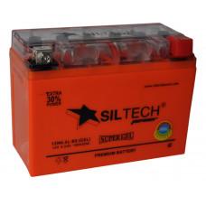 Аккумулятор SILTECH GEL 12В 6 Ач, 100 А (12N6.5L-BS) GEL, обратная полярность ¹