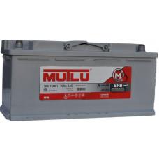 Аккумулятор MUTLU SERIE 2 110 Ач, 850 А (L6.110.085.A), обратная полярность ¹