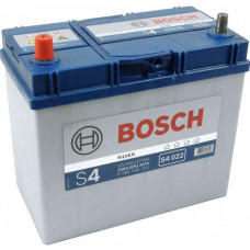 Аккумулятор BOSCH Asia S4 45 Ач, 330 А, прямая полярность, тонкие клеммы ²