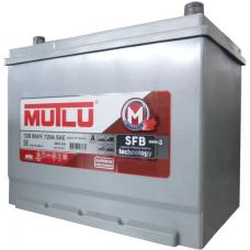 Аккумулятор MUTLU Asia SERIE 3 80 Ач, 660 А (D26.80.066.C), обратная полярность, нижний борт ¹