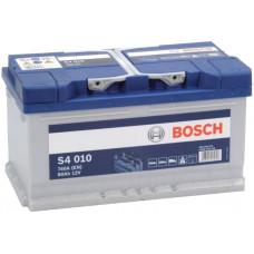 Аккумулятор BOSCH S4 80 Ач, 740 А, низкий, обратная полярность ²