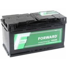 Аккумулятор FORWARD Green 100 Ач, 900 А, прямая полярность ¹