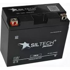 Аккумулятор SILTECH VRLA 12В 8 Ач (12N7-3B), прямая полярность ¹