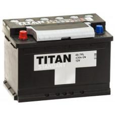 Аккумулятор TITAN Standart 66 Ач, 630 А, прямая полярность ⁵