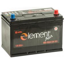 Аккумулятор SMART ELEMENT Asia  90 Ач, 680 А (105D31L), обратная полярность ²