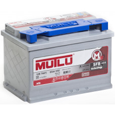 Аккумулятор MUTLU SFB M3 78 Ач, 780 А, обратная полярность ²
