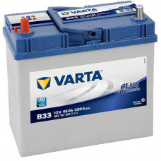 Аккумулятор VARTA Asia Blue Dynamic 45 Ач, 330 А (B33), прямая полярность, тонкие клеммы ²