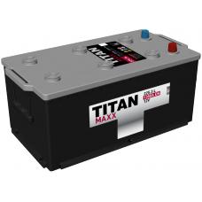 Аккумулятор TITAN MAXX 225 Ач, 1350 А EFB, российская полярность, конусные клеммы ⁵