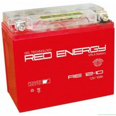 Аккумулятор RED ENERGY RE 12В 10 Ач, 110 А (RE 1210) GEL ⁶