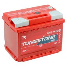 Аккумулятор TUNGSTONE  62 Ач, 620 А EFB, обратная полярность ²