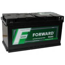 Аккумулятор FORWARD Green 90 Ач, 760/800 А, прямая полярность ¹