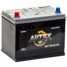 Аккумулятор АКТЕХ Asia CLASSIC 70 Ач, 580 А (80D26L), обратная полярность ²