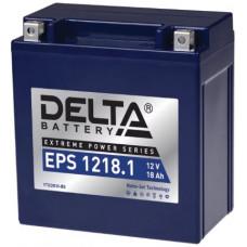 Аккумулятор DELTA EPS 12В 20 Ач, 250 А (EPS-1218.1) NANO-GEL ⁶