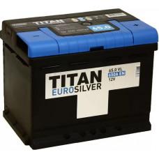 Аккумулятор TITAN Euro Silver 63 Ач, 650 А, обратная полярность ⁵