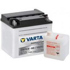 Аккумулятор VARTA POWERSPORTS FP 12В 8 Ач, 110 А (507101008), обратная полярность ²