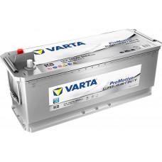 Аккумулятор VARTA Promotive Super Heavy Duty 140 Ач, 800 А (640400080), европейская полярность, конусные клеммы ²