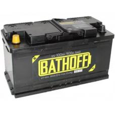 Аккумулятор BATHOFF  90 Ач, 750 А, прямая полярность ¹