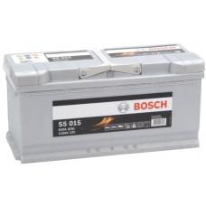 Аккумулятор BOSCH S5 Silver Plus 110 Ач, 920 А (610402), обратная полярность ¹