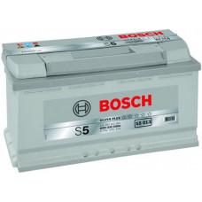 Аккумулятор BOSCH S5 Silver Plus 100 Ач, 830 А (600402), обратная полярность ¹