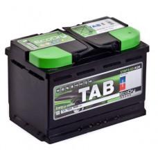 Аккумулятор TAB Stop&Go 70 Ач, 760 А AGM, Start-Stop, обратная полярность ²