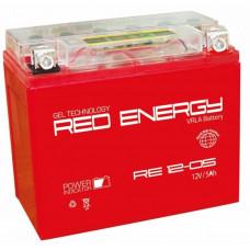 Аккумулятор RED ENERGY RE 12В 5 Ач, 85 А (RE 1205) GEL ⁶
