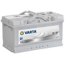 Аккумулятор VARTA Silver Dynamic 85 Ач, 800 А (F18), низкий, обратная полярность ²